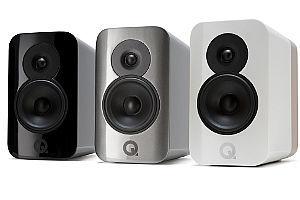 Q Acoustic Concept 300 Regallautsprecher - HiFi News