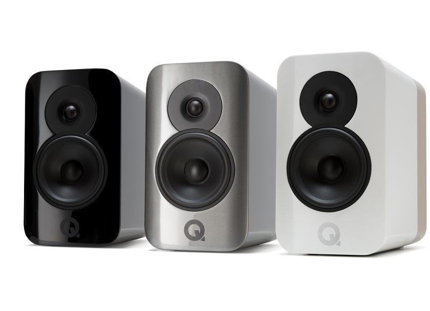 Q Acoustics Concept 300 alle Farben