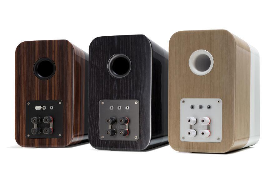 Q Acoustics Concept 300 alle Farben Rückseite