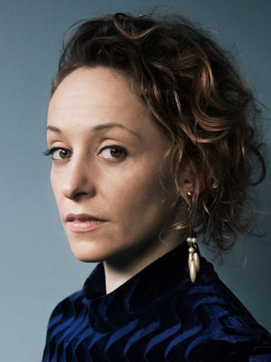 Ana Silvera Portrait