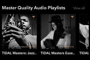 TIDAL Playlist