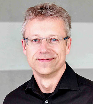 Jürgen Timm Portrait