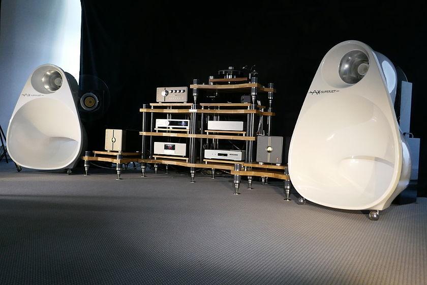 Lautsprecher AX-Superjet