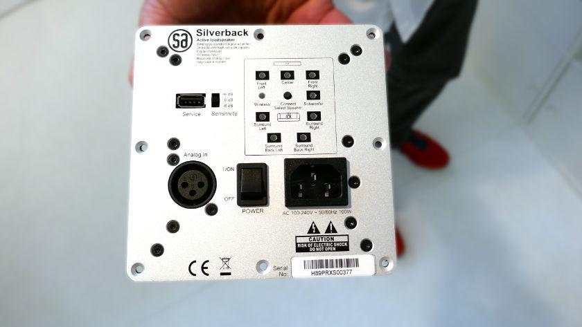 SystemAudio Silverback Active Loudspeaker