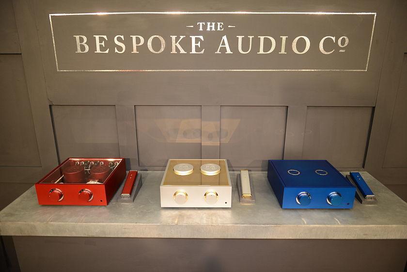 Handmade Amplifier von The Bespoke Audio