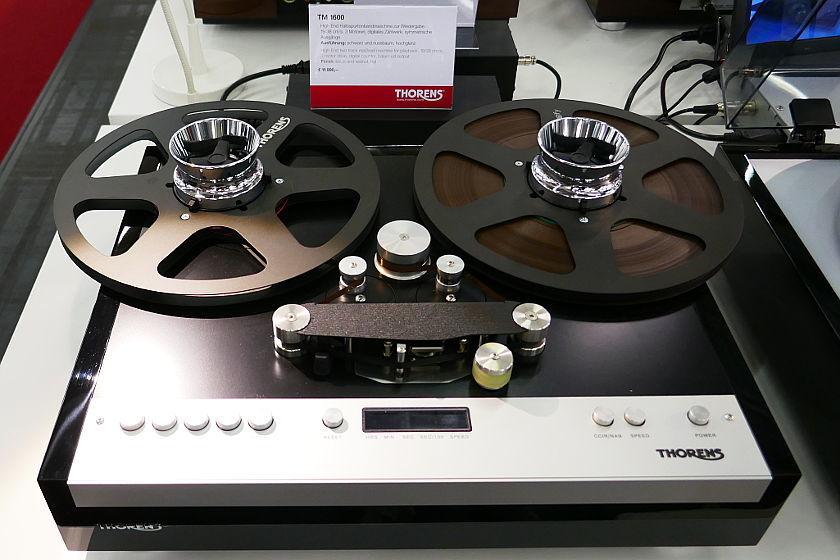 Thorens Tonbandmaschine TD 1600