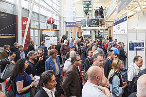 Besucher High End Messe