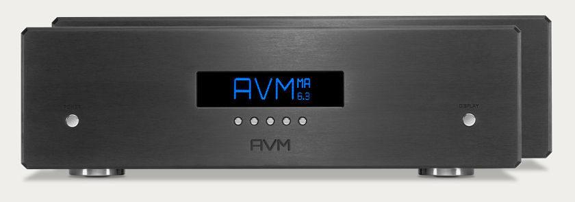 Neue AVM Endstufen - HiFi News