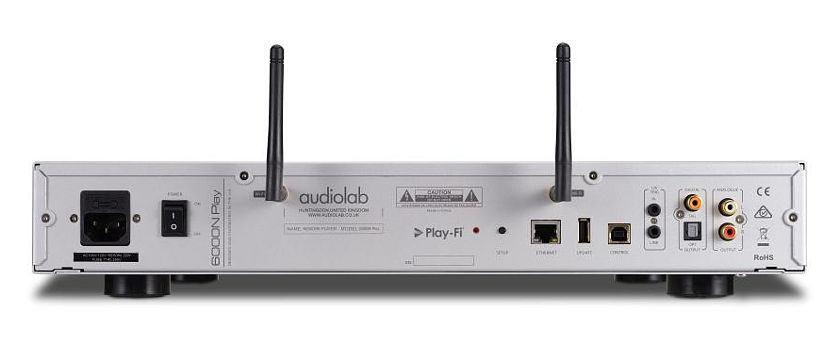 audiolab Streaming Player 6000N Play  - HiFi News