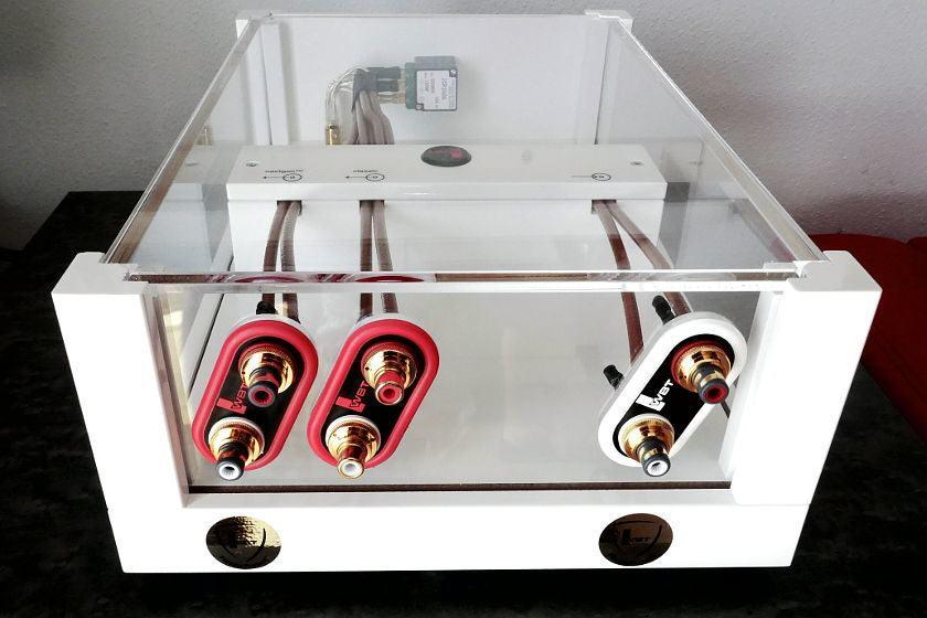 WBT-PlasmaProtect™ RCA-Buchse