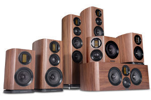 Wharfedale EVO4 Walnut Series
