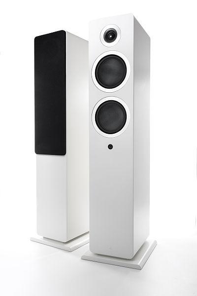 Aktiv-Lautsprecher FORTE A55 - HiFi News