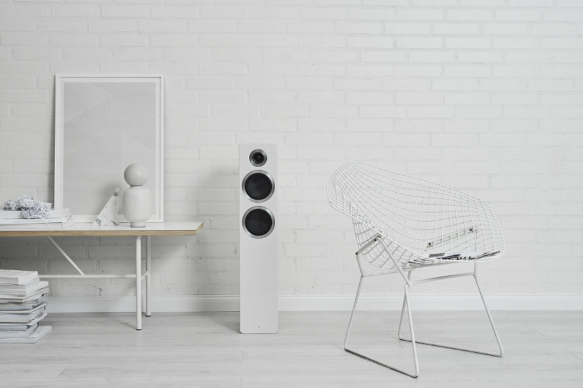 Argon Audio FORTE A55 in Weiss Livestyle