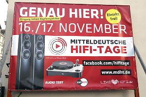 Mitteldeutsche Hifi-Tage 2019 Plakat