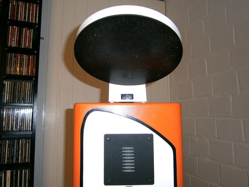Arakas Akustik Spiegel - HiFi Test