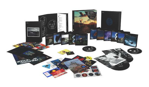 Pink Floyd - The Later Years - Sammelbox
