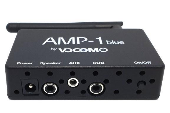 AMP-1 blue Anschlussterminal