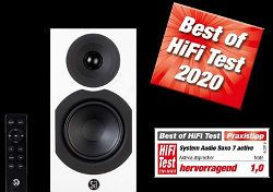 Advance Paris Playstream A5 und A7 - HiFi News