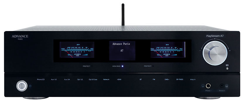 PlayStream A7 frontal
