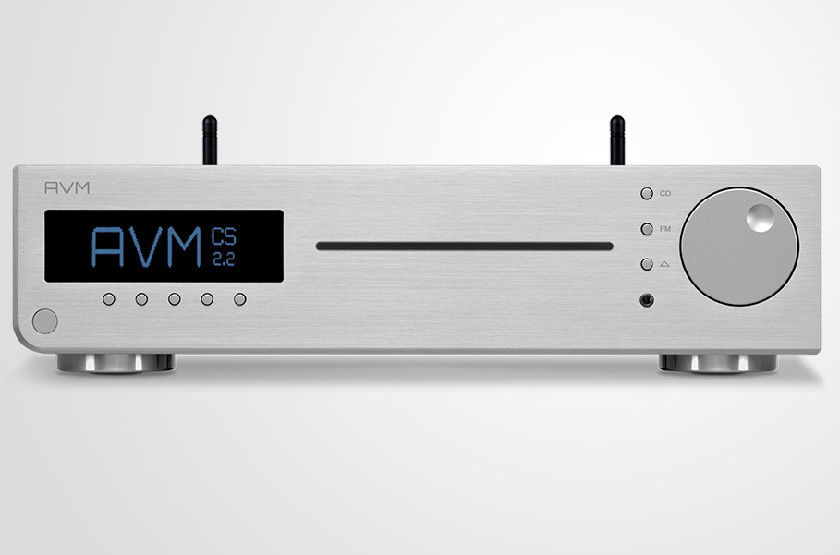 AVM All-In-One-System CS 2.2 zum Sonderpreis - HiFi News