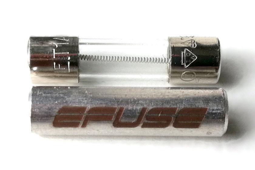 EFUSE Powerbar Connect 6, Power Cable und Kupferstift - HiFi-Test