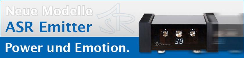 ASR Audio Emitter Power und Emotion