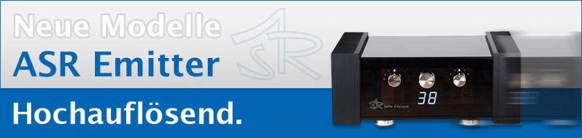 ASR Audio Emitter hochaufloesend