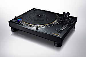 Direct Drive Turntable System SL 1210GAE