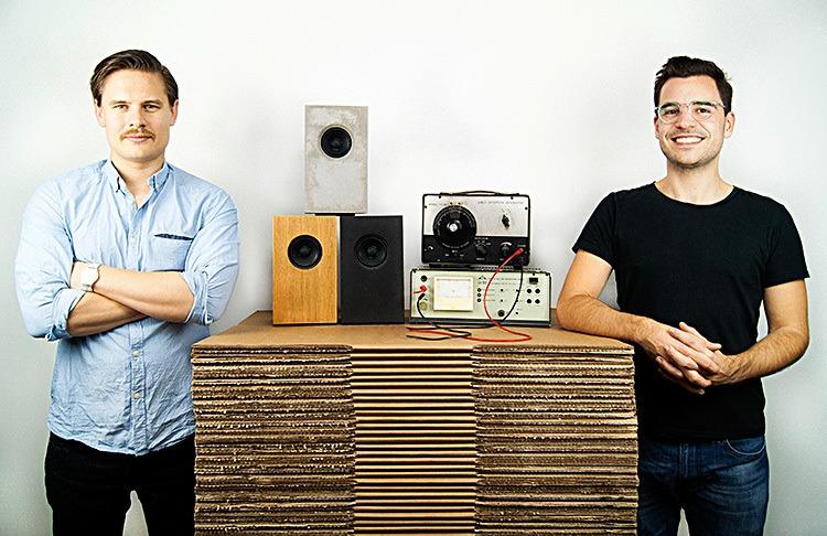 Musikgenuss durch Beton - HiFi News