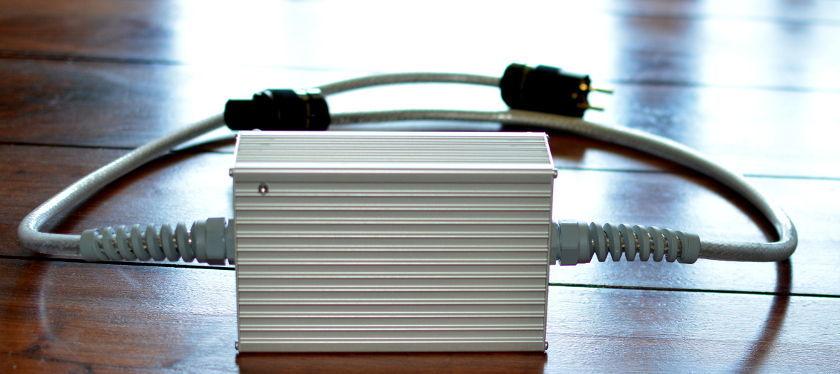 ASR Audio Active Power Cord