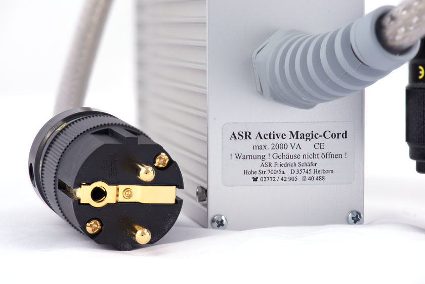 ASR Active Magic-Cord