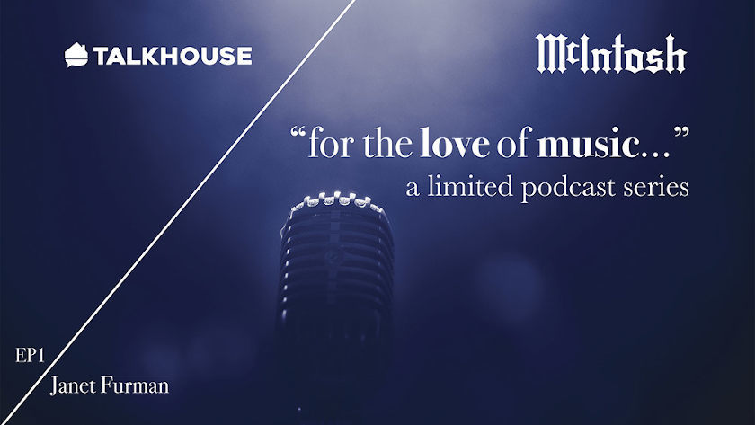 "McIntosh Podcast ""for the love of music"""