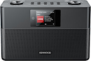 Kenwood cr-st100s Front