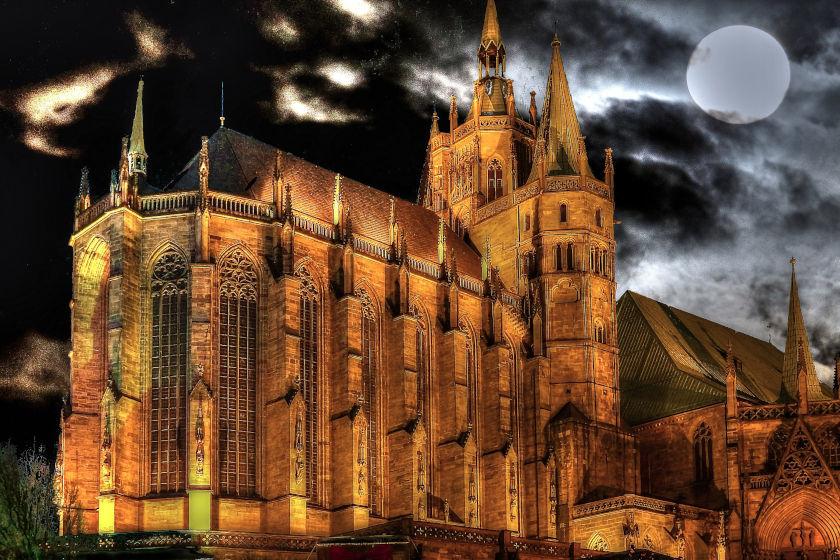 Erfurt, historischer Dom
