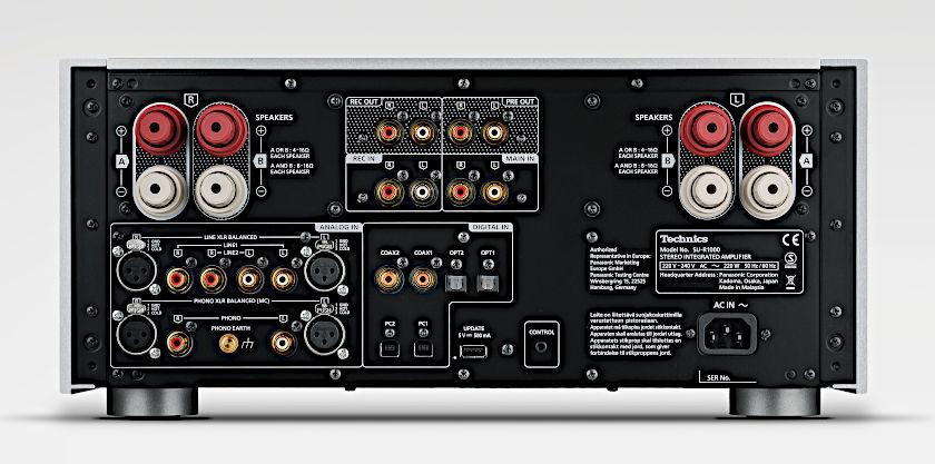 Technics SU-R1000 - HiFi News