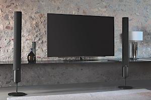 Modernes Medienzimmer (c)Loewe Technologies