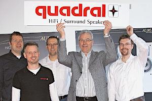Neuer Eigentümer bei quadral - HiFi News