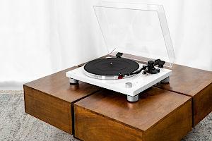 Platinum-Plattenspieler-sonoro