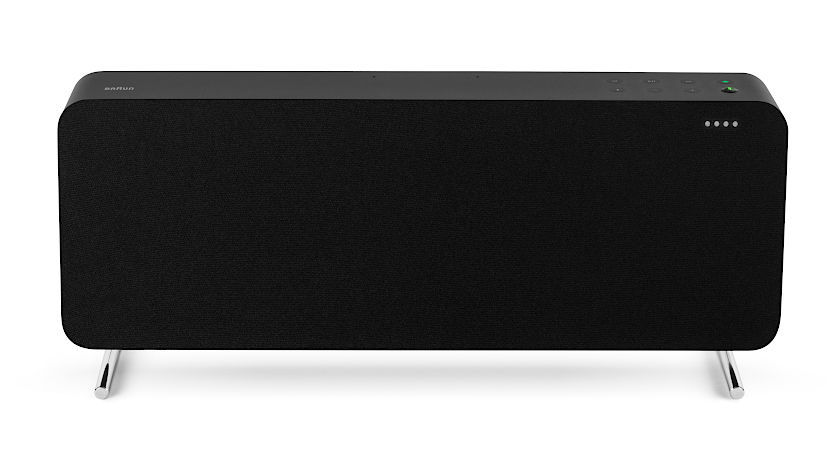 Braun LE02 in schwarz