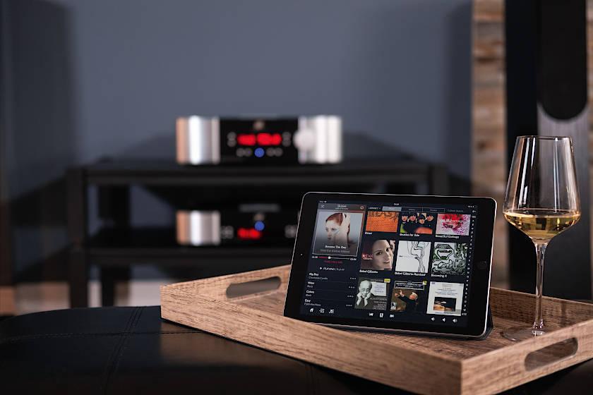 Komfortable Bedienung Dank MiND-Modul und AirPlay 2