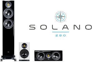 ELAC Solano Lautsprecherfamilie