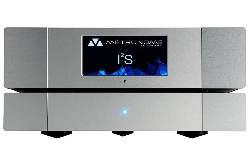 Métronome Player/DAC-Kombi c/AQWO