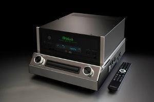Der neue MCD85-SACD CD Player von McIntosh