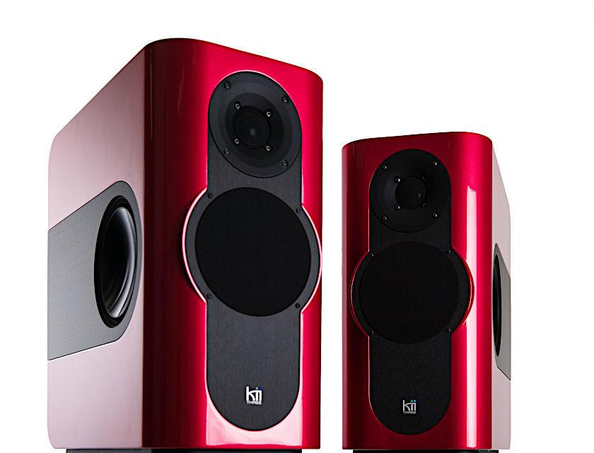 Kii Three in Rot