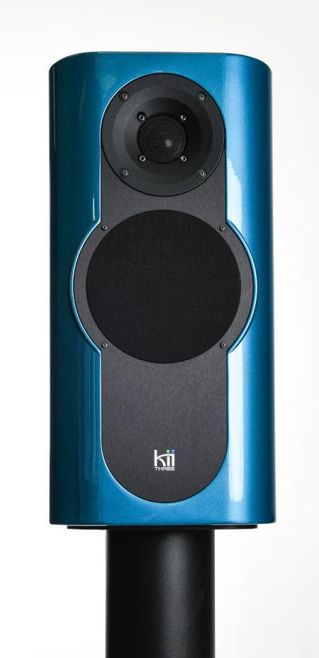 Kii Three in Aquamarine