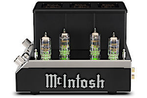 McIntosh MHA200 Front Top