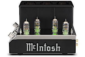 McIntosh MHA200 Front Top