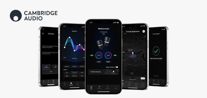 Die App bietet zahlreiche Funktionen und Möglichkeiten für den individuellen Klang