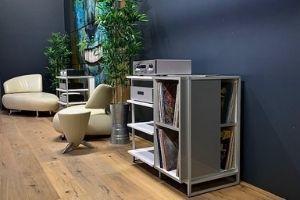 La Terrazza Hif-/Audiomöbel in modernem Design