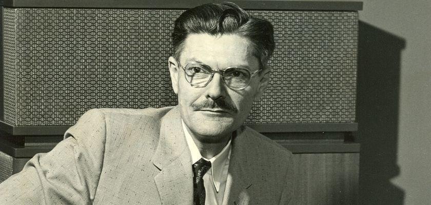 """Nach seinem Kriegsdienst im zweiten Weltkrieg gründete Paul W. Klipsch """"Klipsch Audio"""""""